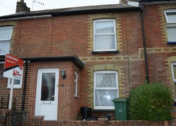 Thumbnail 2 bed terraced house for sale in Catherine Terrace, Newport