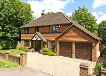 Thumbnail 4 bed detached house for sale in Fearn Close, East Horsley, Leatherhead, Surrey