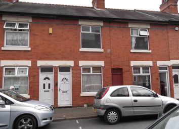 Thumbnail 3 bedroom terraced house to rent in Sawley Street, Leicester