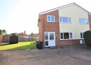 3 bed semi-detached house for sale in Hampton Crescent, Nomans Heath, Malpas SY14