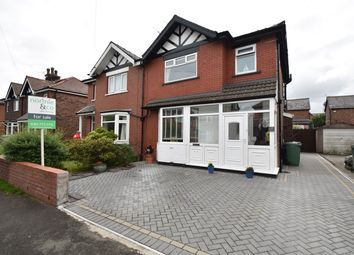 Thumbnail 2 bed semi-detached house for sale in Hillside Avenue, Whitefield, Manchester