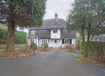 Thumbnail 4 bed detached house for sale in Cherry Hill Drive, Barnt Green, Birmingham