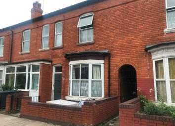 Thumbnail 3 bed terraced house to rent in Eastwood Road, Balsall Heath, Birmingham, West Midlands