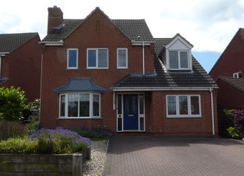 4 bed detached house for sale in Clay Close, Swadlincote DE11