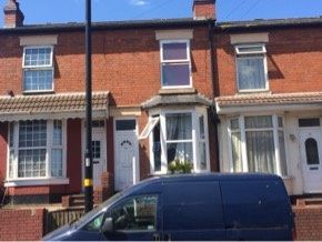 Thumbnail 3 bedroom terraced house for sale in Bordesley Green, Birmingham