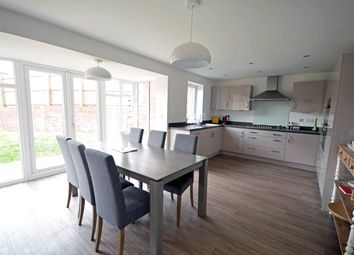 Thumbnail 4 bedroom detached house for sale in Cranbrook Walk, Exeter