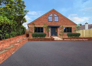 Thumbnail 4 bed detached bungalow for sale in Chelford Road, Henbury, Macclesfield