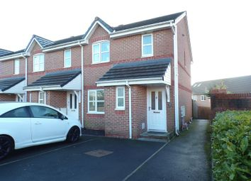 Thumbnail 3 bed semi-detached house for sale in Handshaw Drive, Penwortham, Preston