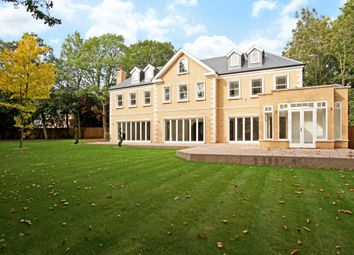 Thumbnail 6 bed detached house to rent in Onslow Road, Burwood Park, Hersham, Walton-On-Thames