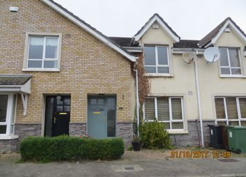 Thumbnail 3 bed terraced house for sale in 6 Gracemeadows Walk, Stamullen, Meath
