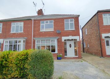 Thumbnail 3 bed semi-detached house to rent in Alpha Avenue, Beverley