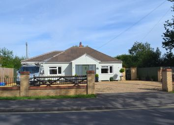 Thumbnail 4 bed detached bungalow for sale in Highfields Road, Highfields Caldecote, Cambridge