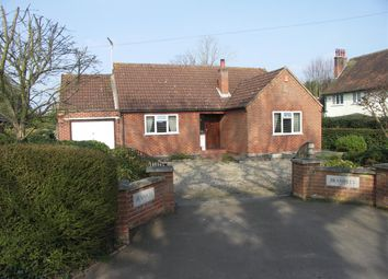 Thumbnail 2 bed bungalow for sale in Hickling, Norwich, Norfolk