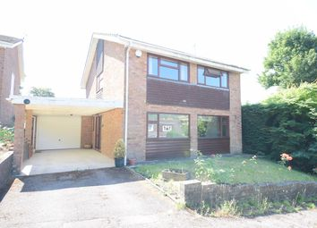 Thumbnail 4 bed detached house for sale in Chapel Lane, Croesyceiliog, Cwmbran