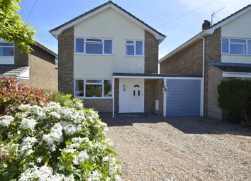 Thumbnail 3 bed link-detached house for sale in Hulbert Close, Swindon Village