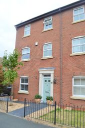 Thumbnail 4 bed end terrace house for sale in Thacker Drive, Lichfield