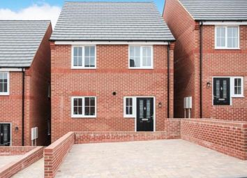 Thumbnail 3 bed detached house for sale in Moorbrooke, 11 Silverbirch Close, Hartshill, Nuneaton