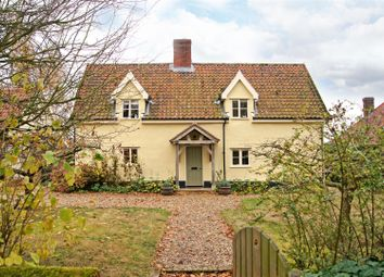 Thumbnail 3 bed cottage for sale in The Street, Stowlangtoft, Bury St. Edmunds