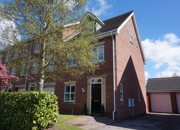 Thumbnail 3 bed town house for sale in Langley Park Way, Sutton Coldfield