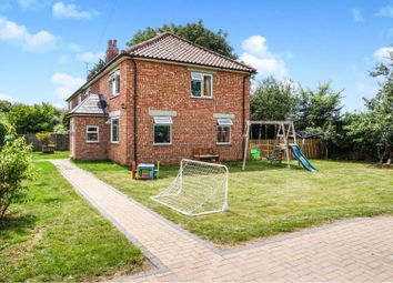 Thumbnail 4 bed semi-detached house for sale in Mellis Road, Diss