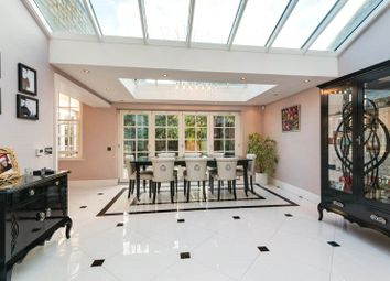 Thumbnail 3 bedroom flat to rent in Greencroft Gardens, South Hampstead, London
