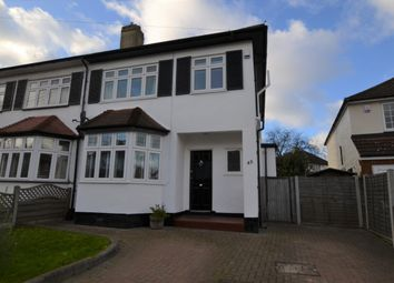 Thumbnail 3 bed semi-detached house for sale in The Bramblings, Highams Park