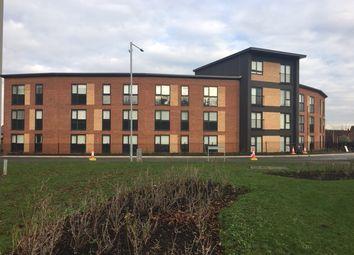 Thumbnail 2 bedroom flat to rent in Queen Elizabeth Court, Flint