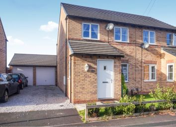Thumbnail 3 bed semi-detached house for sale in Park Road, Rotherham