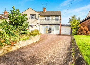 Thumbnail 3 bed semi-detached house for sale in Scotland Lane, Houghton-On-The-Hill, Leicester