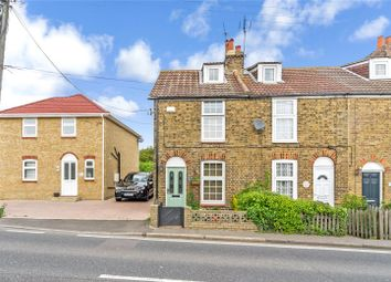 Thumbnail 2 bed end terrace house for sale in Broad Street Cottages, Main Road, Hoo, Kent