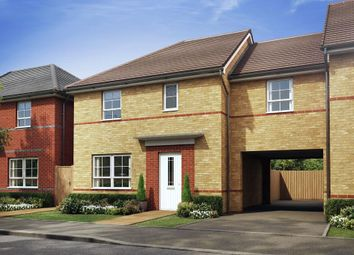 """Thumbnail 3 bedroom semi-detached house for sale in """"Lockton"""" at Lee Lane, Royston, Barnsley"""