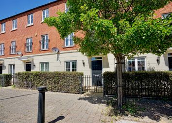 Thumbnail 4 bed terraced house for sale in Banks Court, Eynesbury, St.Neots, Cambs