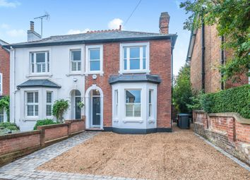 Thumbnail 4 bed property to rent in The Crescent, Maidenhead