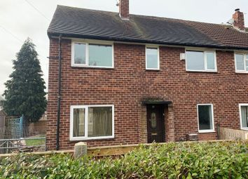 Thumbnail 3 bed semi-detached house to rent in Burns Road, Congleton