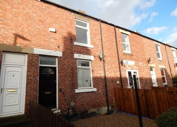 Thumbnail 2 bedroom terraced house to rent in Beaconsfield Terrace, Chopwell