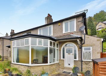 Thumbnail 3 bed semi-detached house for sale in Lime Avenue, Hebden Bridge