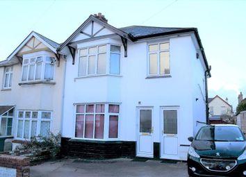 Thumbnail 1 bed flat for sale in Cedar Road, Paignton, Devon
