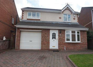 Thumbnail 3 bed detached house to rent in Beaconglade, South Shields