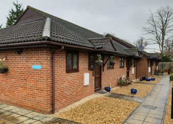 Thumbnail 2 bed terraced bungalow for sale in Ashlawn Gardens, Andover