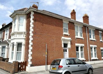 Thumbnail 4 bed end terrace house to rent in Britannia Road North, Southsea