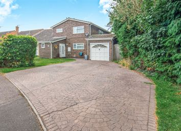 Thumbnail 4 bed detached house for sale in Cricks Walk, Roydon, Diss