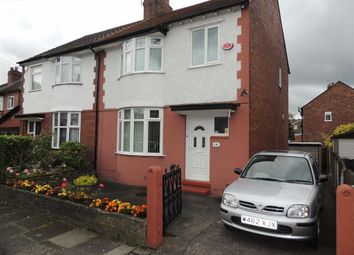 Thumbnail 3 bed semi-detached house for sale in Hurdsfield Road, Great Moor, Stockport