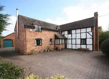Thumbnail 5 bed detached house for sale in Leigh, Worcester