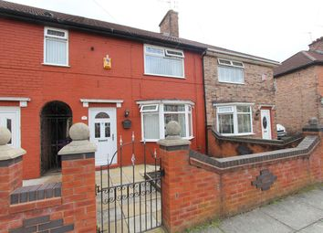 Thumbnail 3 bed town house for sale in Clayford Crescent, Knotty Ash, Liverpool