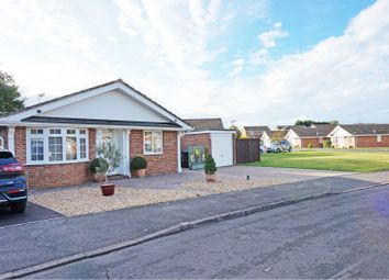 Thumbnail 3 bed detached bungalow for sale in The Cravens, Horley