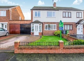 Thumbnail 3 bed semi-detached house for sale in Springhill Road, Wolverhampton