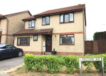 Thumbnail 5 bed detached house for sale in Kelston Road, Weston-Super-Mare