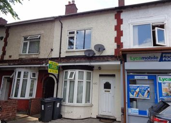 Thumbnail 3 bed terraced house for sale in Bordesley Green, Bordesley Green, Birmingham