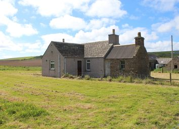 Thumbnail 1 bed cottage for sale in Windwick Road, South Ronaldsay, Orkney