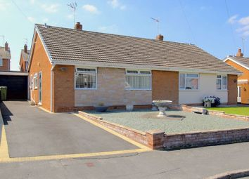Thumbnail 1 bed semi-detached bungalow for sale in Heath Gardens, Stone